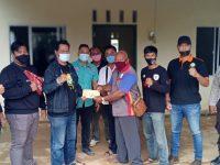Perpat Tanjungpinang Serahkan Bantuan Untuk Korban Banjir