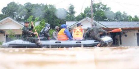 Tanjungpinang Kembali Dilanda Banjir dan Longsor