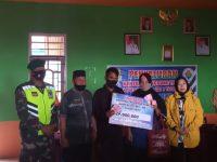 Desa Pengadah Realisasikan BLT DD Tahap 3 TA 2020