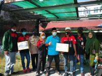 KNPI, OKP dan Ormas Karimun Galang Dana Bencana Alam, Terkumpul Rp5 Juta