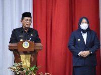 Paripurna Pidato Sambutan Gubernur Kepri Periode 2021-2024
