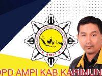 DPD AMPI Karimun Dukung Naskar Wandi