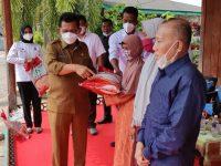 Gubernur Ansar Revitalisasi Dermaga Rakyat Pulau Mepar Kecamatan Lingga
