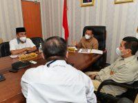 Persiapan PON Papua, Gubernur Ansar Bertemu KONI Kepri