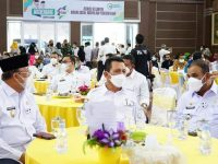 Bupati-Wakil Buka Resmi Musrenbang Karimun 2021
