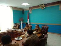 Bupati Natuna Didampingi Wakil Rakor Bersama OPD
