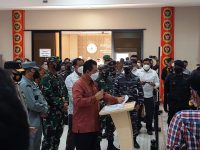Gubernur Kepri Tinjau Vaksin Pelajar Se Kota Batam