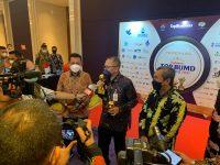 Ansar Ahmad Terima Penghargaan Top Pembina BUMD 2021