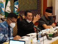 Bappenas dan Gubernur Bahas Proyek Strategis Kepri