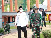 Gubernur Apresiasi Kegiatan TMMD Yang Digagas Oleh TNI