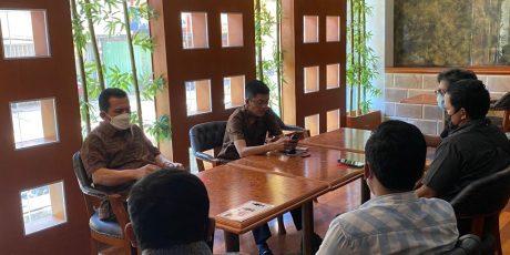 Gubernur Ansar Sampaikan Permohonan Maaf Kepada Jurnalis