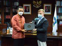 Terima Kunjungan Konsul AS Wilayah Sumatera, Gubernur Sampaikan Budaya Kepri Hingga Pariwisata