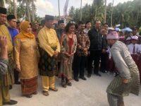 Isdianto Dampingi Menteri Susi Pudjiastuti Buka Festival Padang Melang