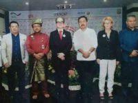 Pimpinan DPRD Kota Tanjungpinang Hadiri Workshop Urban Nexus 7