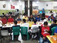 KONI Tanjungpinang Jamu Jawara Umum Atlit Cabor Muaythai