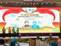 Gerakan 5 Juta Masker di Kepri Terbesar di Indonesia