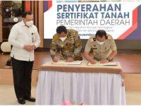 KPK Percepat Penyelesaian Aset Tanah Pemerintah Daerah di Kepri