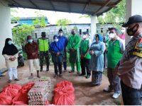 200 KK Korban Banjir di Tanjungpinang Dapat Bantuan