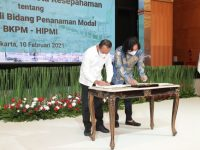 BKPM Gandeng HIPMI Fasilitasi Kemitraan Investor Besar dengan UMKM