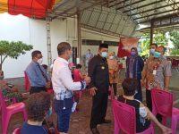 Gubernur Ansar Tinjau Vaksinasi Covid 19 Khusus Lansia
