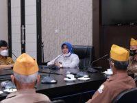 Terkait Hibah, Walikota Rahma Berikan Solusi Untuk LVRI