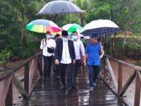 Isdianto Inginkan Pembangunan Infrastruktur Merata di Semua Daerah