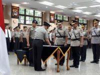 Kapolri Jenderal Tito Karnavian Lantik Kapolda Kepri, Kalbar dan Sulsel