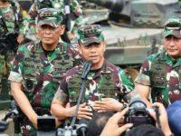 Panglima TNI : Letjen Agus Kriswanto Gantikan Letjen Edy Rahmayadi. Ini lah sosoknya!