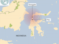Pasca Gempa 7,7 SR Sulteng, Telekomunikasi Terputus