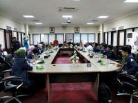 Mahasiswa Politeknik Batam Studi Banding ke Komisi I DPRD Kepri