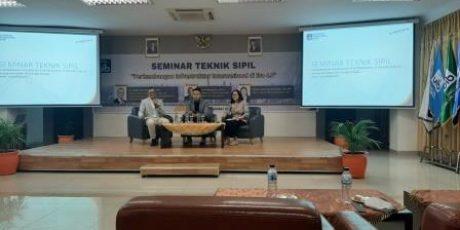 UIB Batam Gelar Seminar Teknik Sipil