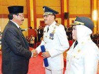 Hamid-Ngesti Resmi Pimpin Kabupaten Natuna