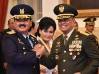 Kasau Marsekal Hadi Calon Tunggal Panglima TNI Pilihan Jokowi