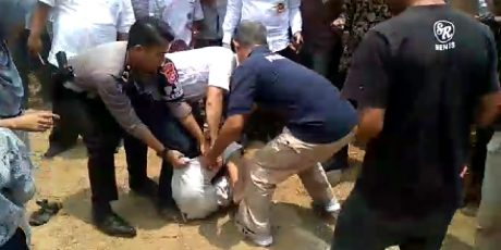 Wiranto Ditusuk OTK di Banten