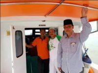 Nelayan Disambar Buaya, Sekda dan Ketua LAM Ikut Cari Korban