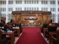 Masa Akhir Jabatan Lis-Syahrul 16 Januari 2018
