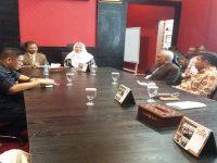 DPRD Beri Santunan Kepada Keluarga Almarhum Sofyan Syamsir
