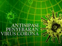 Melonjak, Pasien Positif Virus Corona di Indonesia 309 Orang, 25 Meninggal