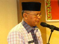 H. Syahrul Berpesan: Mahasiswa Harus Kejar Kegiatan Keilmuan