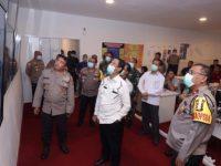 Isdianto Sampaikan Pesan Presiden ke Tim Pengarah Covid-19 Kepri