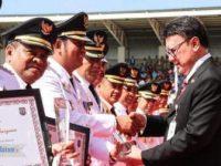 Ini Keberhasilan Apri Sujadi Lima Tahun Pimpin Kabupaten Bintan
