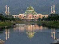 Destinasi Wisata Religi Masjid Agung Natuna
