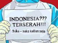 Tagar IndonesiaTerserah Viral di Medsos