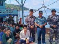Curi Ikan di Laut Natuna, 2 Kapal Asing Ditangkap