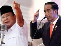 Prabowo Klaim Menang 62 Persen, Jokowi Tunggu Hasil Resmi KPU
