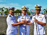 Totok Irianto Resmi Jabat Danlanal Tanjung Balai Karimun