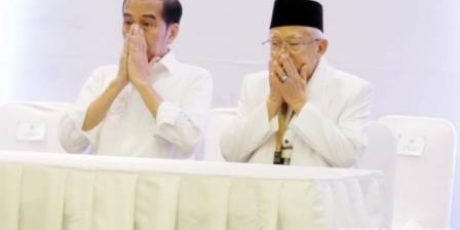 KPU Tetapkan Jokowi-Maruf Pemenang Pilpres 2019