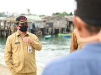 Tinjau Pelabuhan Bandar Nakhoda Linggi, Arif : Harus Segera Difungsikan