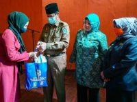 Pelaku Pariwisata di Tanjungpinang Dapat Bantuan 1.057 Paket Sembako